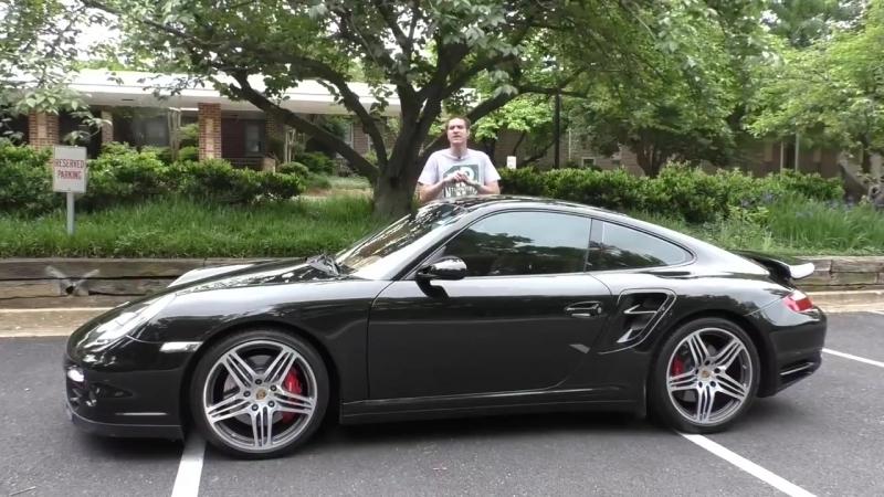 Doug DeMuro Русская Версия Я думаю Porsche 911 Turbo 997 это потрясающе выгодная покупка
