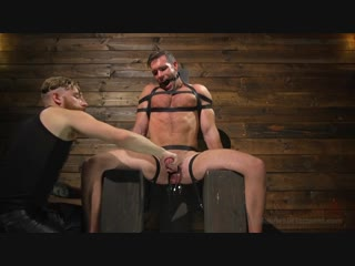 Muscled god endures extreme torment - kink-7ced82b6