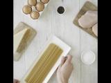 Рецепт от Barilla Карбонара с курицей