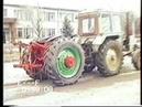 Новые тракторы Украины. Разработки Таврического ГАТУ