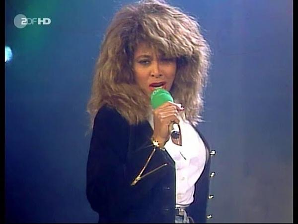 Tina Turner The Best 1989 Peter's Pop Show