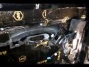 Mercedes-Benz G-klasse Шумоизоляция авто. Начало работ. Авто Ателье АврорА тел. 984-97-29