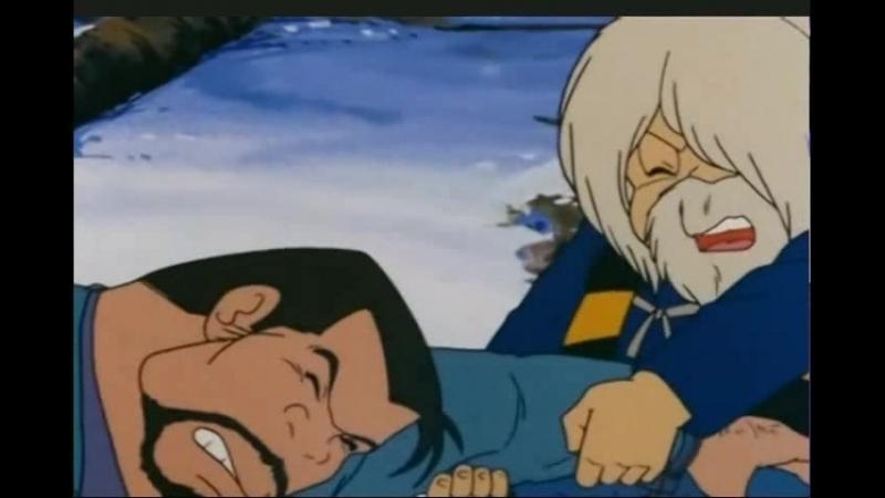 Gegege no kitarou (1985) Серия 65 (Англ субтитры)