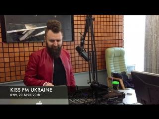 Shnaps @ KissFM Ukraine 23.04.2018