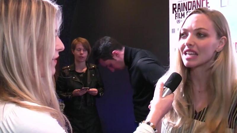 Интервью для «The Fan Carpet» на премьере фильма «Святой Моисей» на кинофестивале «Raindance» в Лондоне, Великобритания | 06.10