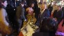 Priyanka Chopra and Nick Jonas arrive to the movie premiere of Isn't It Romantic in Los Angeles