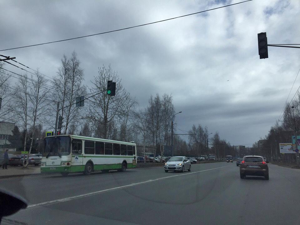Автобус №158