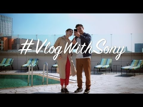 Sony | α | α6400 | Vlog With Sony | Travel (Outdoor)