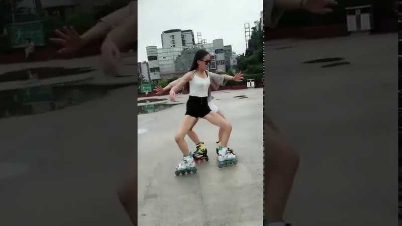Trượt Patin đường phố vui nhộn P4