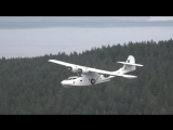 C-FUAW Catalina enroute....Southern BC