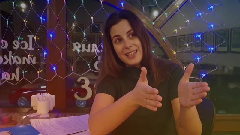 Видео-отзыв Юлии Гушан о курсе Организация студии дизайна