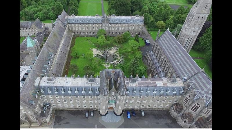 Maynooth University - Ireland - Co.Kildare -4k