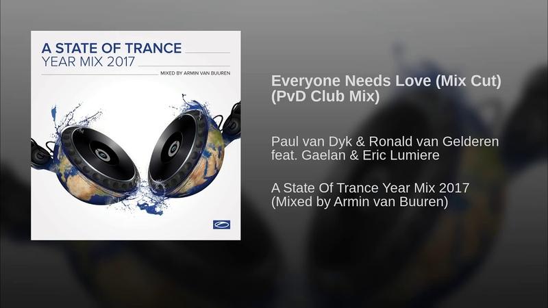 Everyone Needs Love (Mix Cut) (PvD Club Mix)