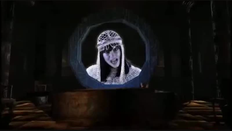 Гробница Нифертити 5D