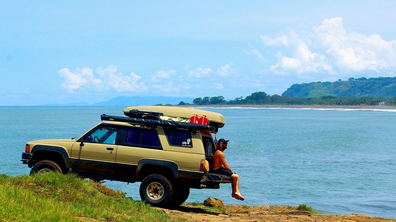 What I Drove From California To Panama In 100 Days