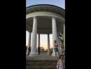 Танцы в Александровском саду