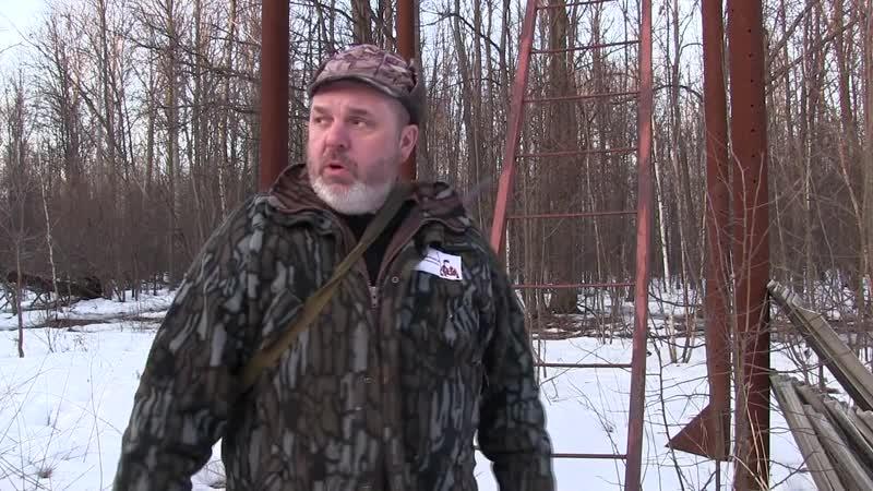 Про охоту и охотников с Валерием Кузенковым. Охота на кабана из засидки