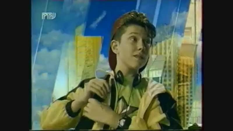 Заставка Россия - это мы (РТР, 1997-1998) Мальчик с плеером