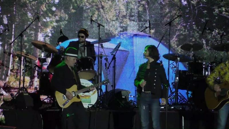 Ольга Кузнецова и Holy Blacksmith - Праздник музыки The Beatles (18.06.2018, С-Петербург, Aurora Concert Hall) HD
