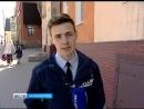 Прямой эфир с площади Победы Гвардейска