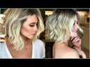 12 Low Maintenance Short Bob and Medium Length Haircuts for women