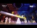 Боевые искусства Концертный номер Герои Китая Отрывок из спектакля Озеро Шийодо