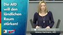 Die AfD will den ländlichen Raum stärken Verena Hartmann AfD Fraktion im Bundestag