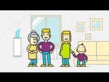 Свежий воздух дома без шума и сквозняков. Приточно вытяжная вентиляция VAKIO (ВАКИО)