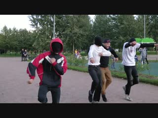 A-ha - Take On Me - Challenge. Dance video. Путь на тренировку в скейт-парке 300СПБ. Тэйк Он Ми - Челлендж.