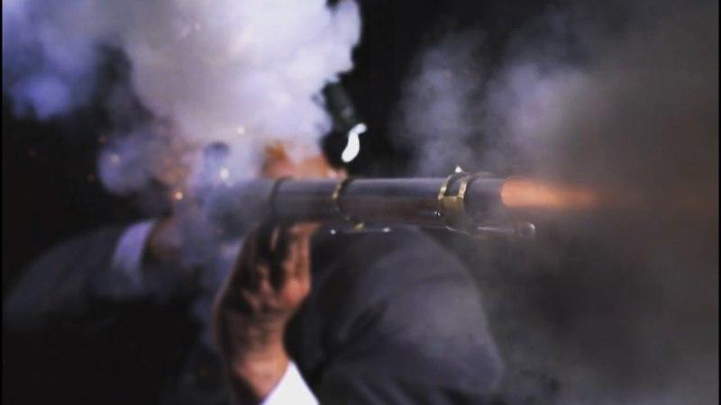 Первое в России оружейное шоу