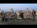 Astana Arlans командасына The Nomads жобасының қатысушыларының тілектері