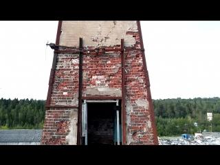 Завод в Карелии