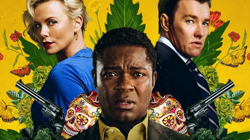 Опасный бизнес Gringo - боевик, комедия, мелодрама. Австралия, США. 2018