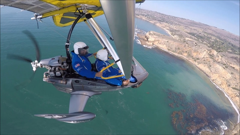 FLYING NATURAL VIDEO1 OVER LOS ANGELES SUBURBS - DINESH VORA