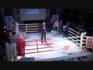 Дмитрий Кудряшов vs Семён Пахомов (полный бой) [16.02.2018]