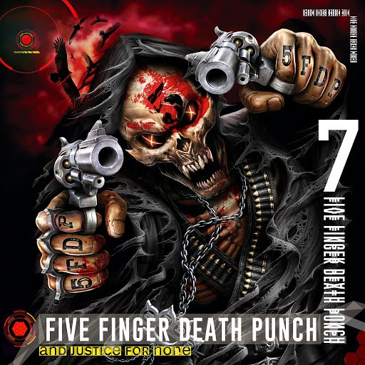 Five Finger Death Punch альбом And Justice for None (Deluxe)
