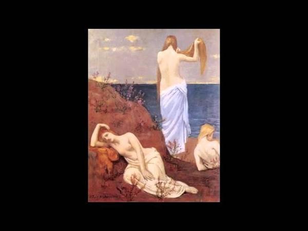Claude Debussy, Arabesque No 1 in E major (Maguerite Long), rec. 1930