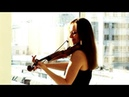 Sous le Ciel de Paris violin Екатерина Цветаева Эстрадная Скрипка