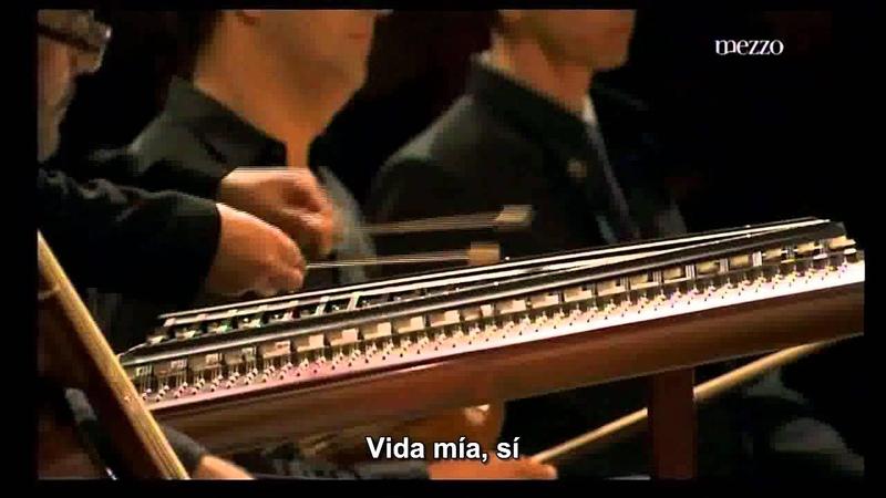 Monteverdi - Pur ti miro - L´arpeggiata