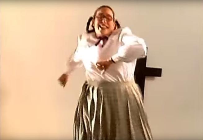 Mi Gorda Bella Telenovela Clip Humor Valentina Bailando