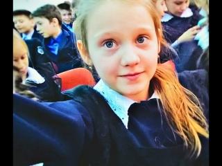 Трагедия произошла утром на улице Ленина в селе Михайловка. Грузовик сбил девочку. (27.09.2018)