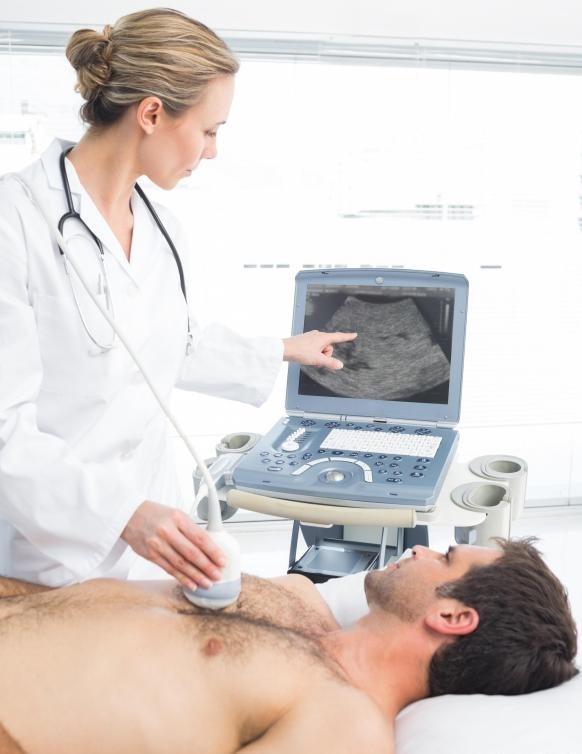 Ультразвук может использоваться для выявления проблем с сердцем, почками, пищеварительным трактом и другими органами тела.