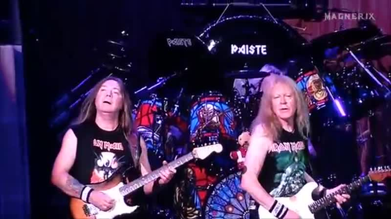 Iron Maiden - Fear of the Dark, live @ Tele2 Arena, Stockholm Sweden 2018-06-01