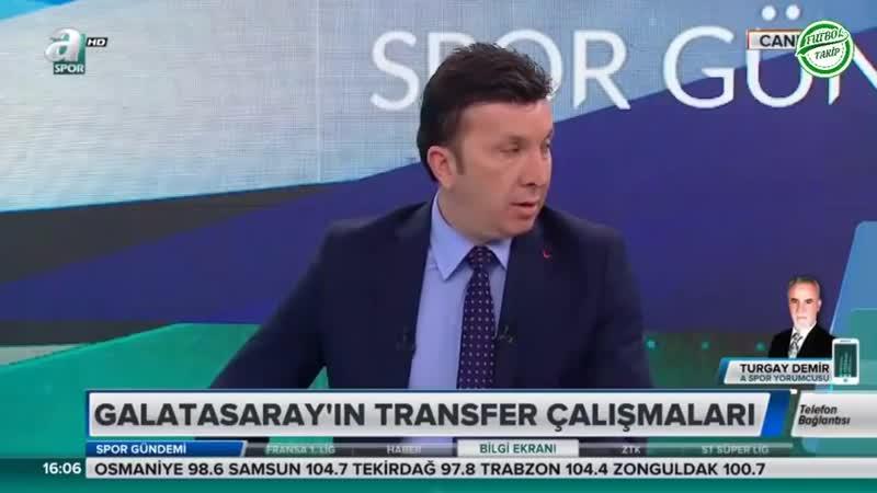 Turgay Demir ve Evren Turhan Yine Birbirlerine Laf Attı-Beşiktaş ve Galatasaray Karşılaştırması
