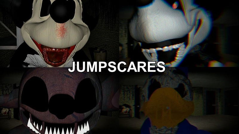 ALL THE JUMPSCARES OF A WEEK AT CASTAWAY CAY | TODOS LOS SUSTOS | FNAF FAN GAME 2019 |