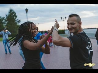 Сальса в Самаре   OPEN AIR   Кубинские Ритмы на Волге   DANCE and LIVE   САМАРА   2018