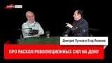 Егор Яковлев про раскол революционных сил на Дону