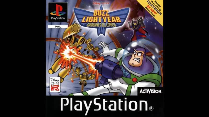 {Level 24} Buzz Lightyear of Star Commnd Disney-Pixars PS1-DC-GBC-PC Music Rip Jo-Ad 1