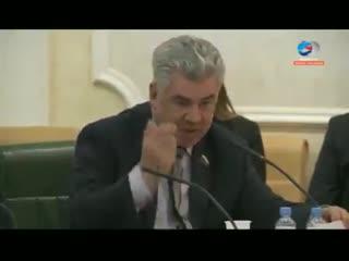 Сенатор от Кировской области за возвращение НВП в школы [NR]