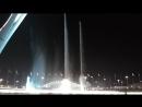 Поющие цветные фонтаны в олимпийском
